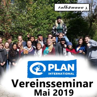 Plan Seminar 2019
