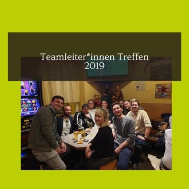 TeamleiterInnen Treffen 2019