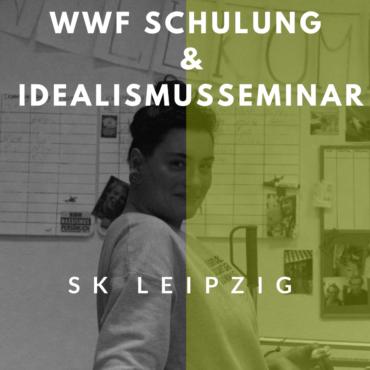 WWF Schulung Leipzig