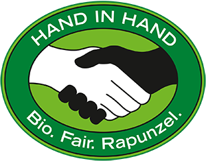 Logo Rapunzel Hand in Hand