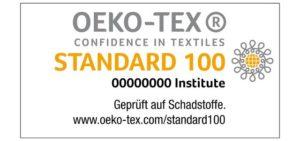 Logo Oeko-Tex Standard 100