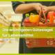 talk2move Blog - die wichtigsten Gütesiegel für Lebensmittel - nachhaltige Lebensmittelsiegel