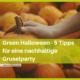 talk2move Blog - Green Halloween - 5 Tipps für eine nachhaltige Gruselparty