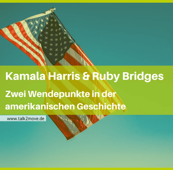 Kamala Harris und Ruby Bridges - zwei Wendepunkte in der amerikanischen Geschichte