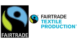 Logo Fairtrade Textile Production