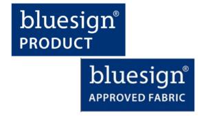 Logo bluesign Produkt
